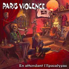 PARIS VIOLENCE En attendant l'apocalypse CD oi! release jean lorrain molodoï