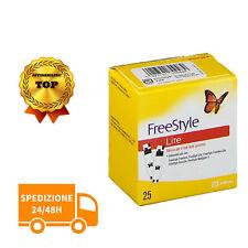 FREESTYLE LITE 25 STRISCE PER GLICEMIA