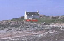 PHOTO  1970 TIGHARRY A SOLITARY COTTAGE STANDS ON THE SHORE.