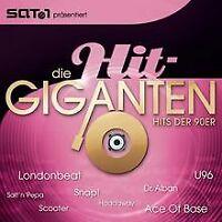 Die Hit Giganten - Hits der 90er von Various | CD | Zustand gut
