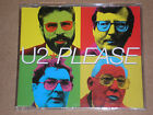 U2 - PLEASE - CD MAXI-SINGLE