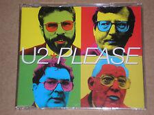 U2 - PLEASE - CD MAXI-SINGLE