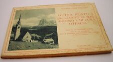 Guida Touring Club Italiano Vol. II anno 1935-XIII OMA17