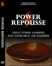 Power Repousse (DVD)/blacksmithing/Moving Metal/Forge
