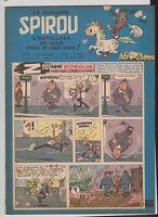 SPIROU n°1101 du 21 MAI 1959. Superbe état