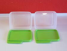 Tupperware     Frische Boxen   Kühle Ecke    2 x 500 ml