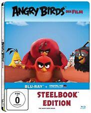 ANGRY BIRDS, Der Film (Blu-ray Disc, Steelbook) NEU+OVP