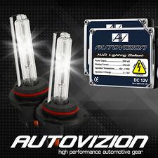 6000K HID XENON 9005/HB3 HIGH BEAM HEAD LIGHTS BULB CONVERSION KIT W/BALLAST C10