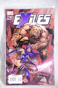 Exiles Marvel Comic Issue #91