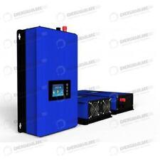 Inverter 1KW 24-48V Connessione a Rete con Limitatore di Energia con e Senza Bat
