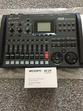 Zoom R8 8 Track Multi Track Recorder & Recording Interface Excellent Condition