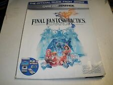FINAL FANTASY TACTICS ADVANCE NINTENDO POWER OFFICIAL STRATEGY GAME GUIDE