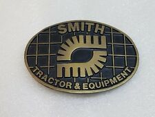 Vintage Smith Tractor & Equipment Belt Buckle