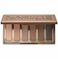 URBAN DECAY NAKED2 BASICS EYESHADOW PALETTE NEW IN BOX