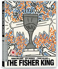The Fisher King - Criterion Collection Blu-ray UK BLURAY