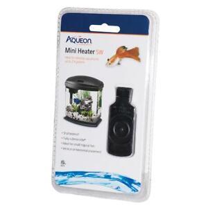 Aqueon Mini Heater for Aquariums Under 2.5 Gallons Quick And Easy Installation