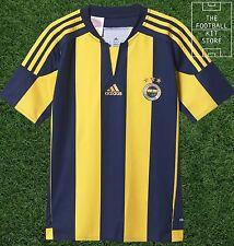 Fenerbahce Home Shirt - adidas Boys Football Jersey - All Sizes - Black Friday