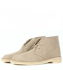 Clarks Suede Lace-up Formal Shoes for Men