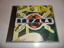 CD  Tesla - Psychotic Supper