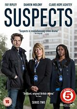 Suspects Series 2 [DVD]