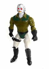 "1986 VINTAGE Bravestarr Tex Hex ~ ~ 8"" Action Figure Range-Filmation' (G1)"