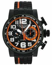 Graham Silverstone Stowe Racing Chronograph Automatic Men's Watch 2BLDC.B40A