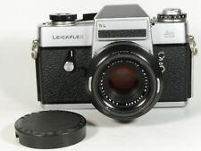 Leicaflex sl mit Summicron 1:2/50 mm