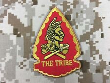 Warrior Devgru Navy SEALs Red Team The Tribe Patch (Red) mbss mlcs WR-PT023