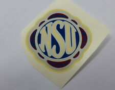 NSU Letras Etiqueta adhesivo 01741n, 55 x 55mm