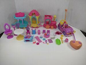 My Little Pony Friendship Express Train Set Princess Celebration Car Accessories