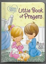 Precious Moments  Little Book of Prayers by Thomas Nelson Publishing Staff