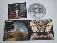 Goldfrapp/Felt Mountain (Mute CDSTUMM188) CD Album Digipak