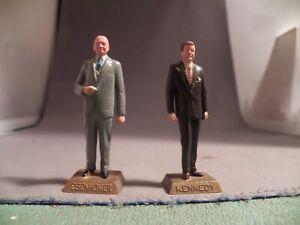 Marx 60mm President Eisenhower and Kennedy
