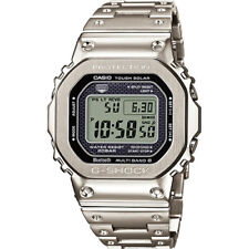RELOJ CASIO G-SHOCK SOLAR BLUETOOTH WATCH LED 200 M GMW-B5000D-1ER