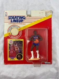 Vintage - Starting Lineup - Basketball - Isiah Thomas - Action Figure - NEW