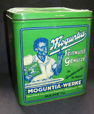 Ancienne boîte Moguntia