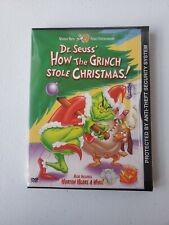 New ListingDr. Seuss': How the Grinch Stole Christmas Dvd - New! Sealed!