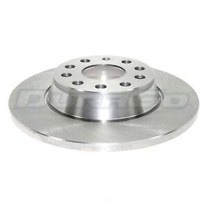 Disc Brake Rotor Rear Auto Extra AX900466
