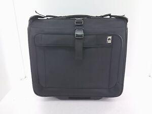 Delsey Xpert Lite 4.0 Trolley Garment Bag - Black