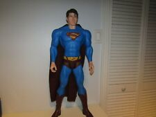 DC Comic Movie Master Superman Returns Giant 30 inch Figure Poseable 2006