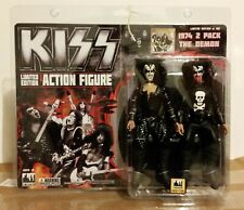 Kiss Action Figure Toy Gene Two Pack Bloody Variant Doll (04)