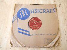 """78 RPM """"MAGENTA HAZE/TULIP OR TURNIP"""" DUKE ELLINGTON & ORCHESTRA 1946"""