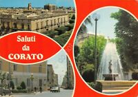 Cartolina Corato 3 vedute