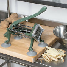 """Choice 3/8"""" Potato French Fry Cutter With Suction Feet"""