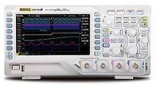 "RIGOL DS1054Z  50MHz OSCILLOSCOPE 4 chs up tp 1GS/s 7 In"" WVGA 12Mpts30,000wfm r"