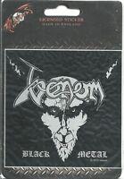 VENOM black metal 2012 VINYL STICKER official merchandise OOP sealed RARE
