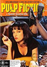 PULP FICTION 10TH ANNIVERSARY : NEW DVD
