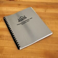 Klein Technology Group Dc80/50-2 Pneumatic Transporter Manual - Used