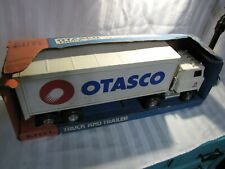 Ertl Otasco Truck & Trailer box included