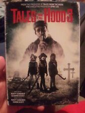 Tales From The Hood 3 (DVD) Includes Slipcover
